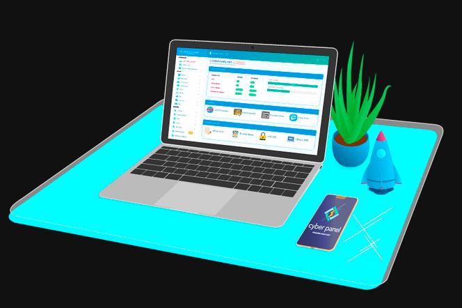 Mengenal Cyberpanel Dengan Open Lite Speed Web Server